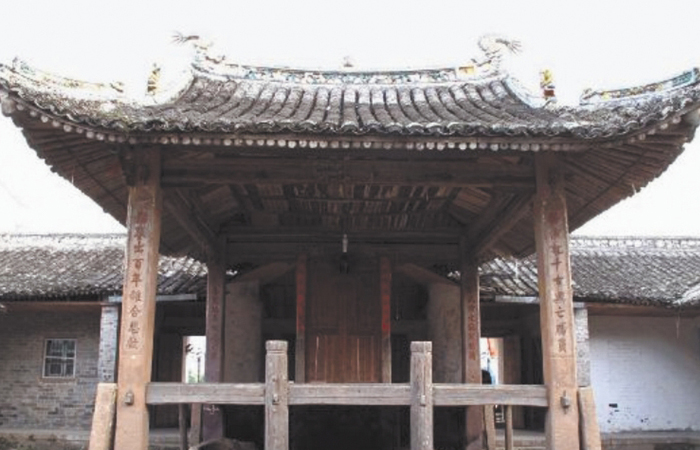 """解析温州古戏台的""""文化密码"""""""