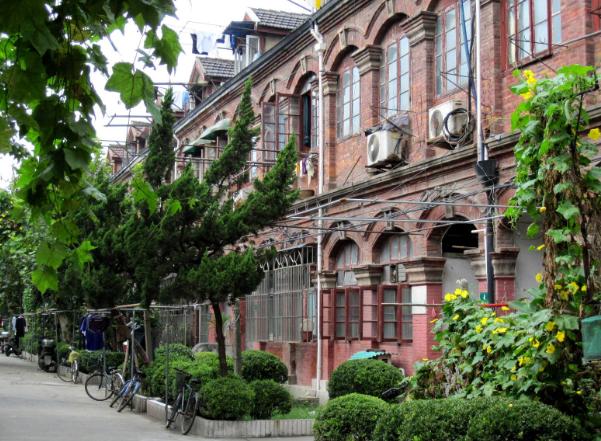 上海石库门