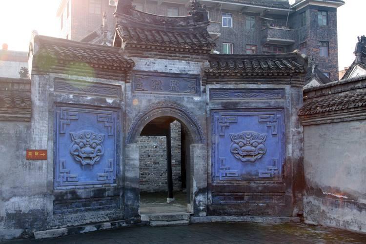 内乡县衙-监狱