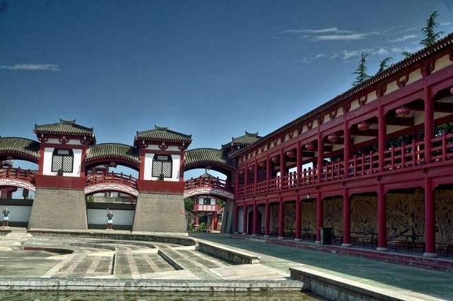 中国汉代建筑