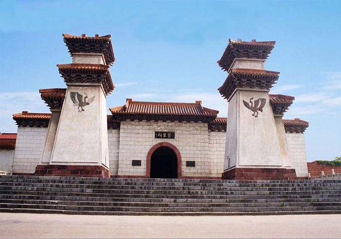 汉代建筑阙