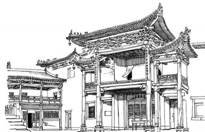 中国古代传统建筑是如何建造的?