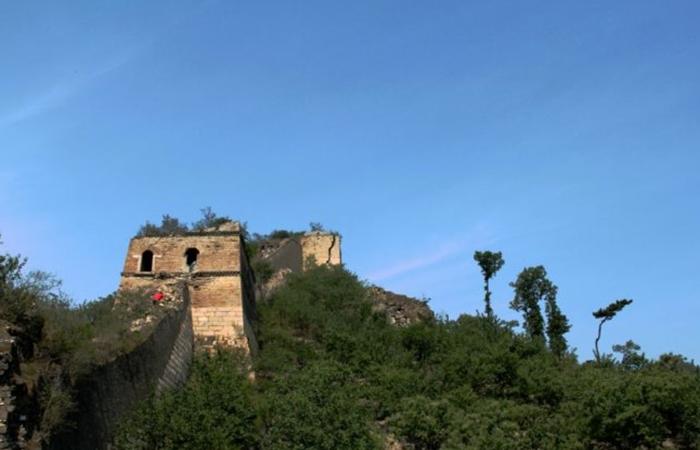 """鹞子峪古堡:六百多年历史,被称为""""生命线""""!"""
