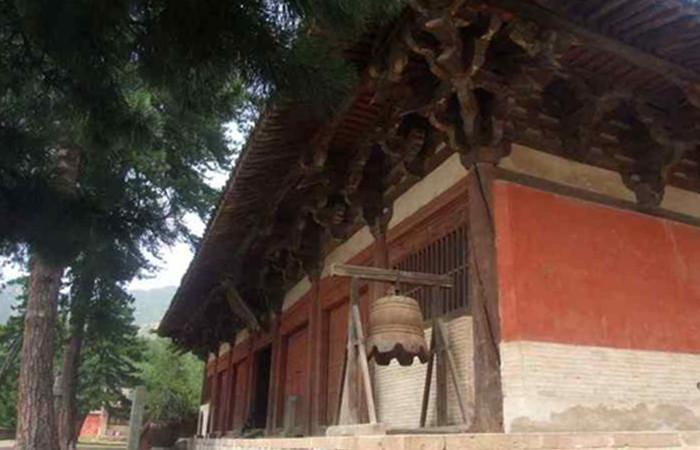 """被梁思成称为""""中国第一国宝""""的五台佛光寺"""