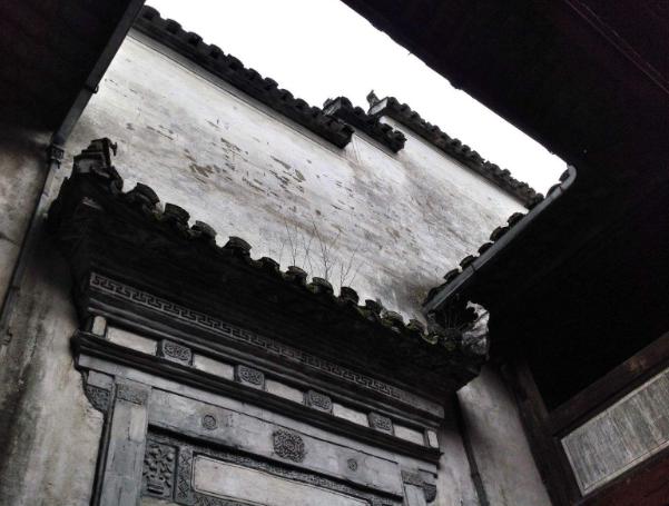 古建筑通风设计