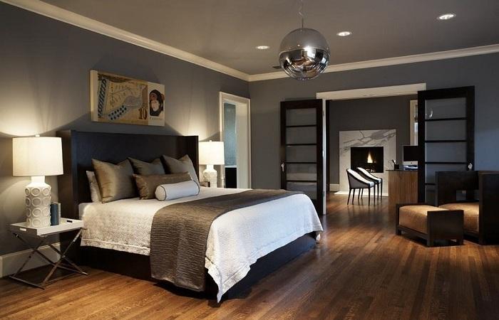 新房装修,卧室铺木地板好还是瓷砖好?
