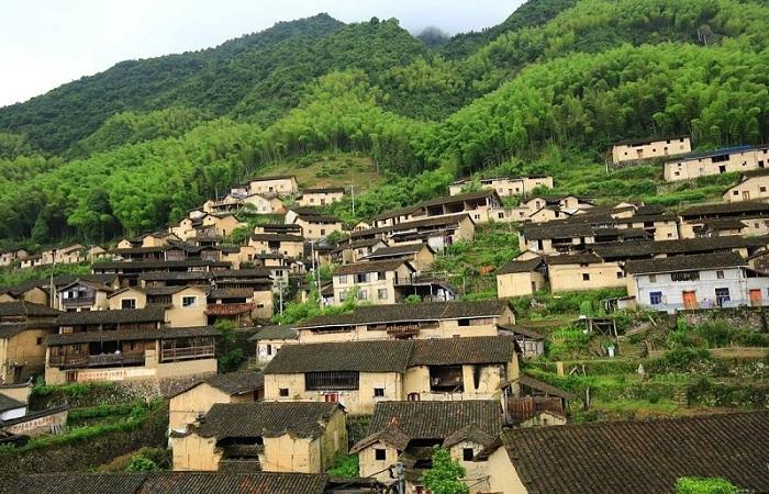 浙江省第五批列入中国传统村落名录的村落名单(235个)