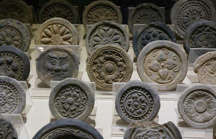 浅谈中国古建筑的瓦当文化