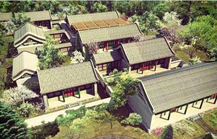 木结构为主的中国古建是如何做排水这件事的?