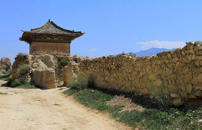 开阳古堡——见证千百年的兴衰荣辱