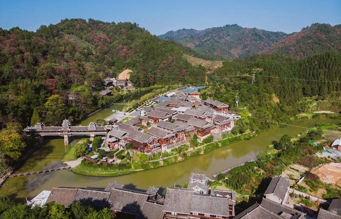高椅古村——神秘的梦幻家园