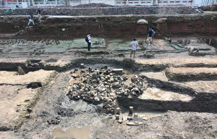 广州大佛寺南院建设工地考古获重要发现