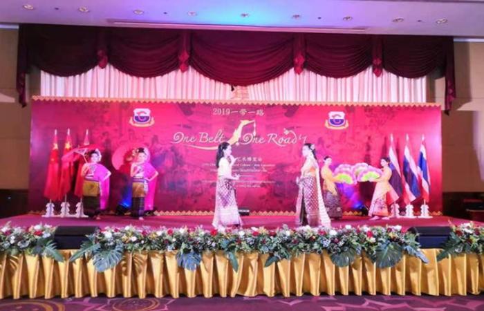2019一带一路中泰文化艺术博览会在曼谷成功举办
