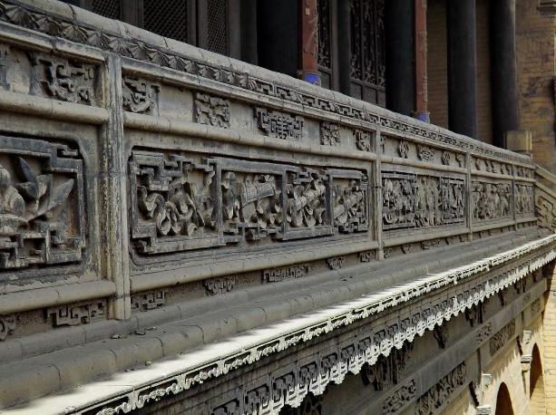 用仿古砖雕进行装修有哪些优势