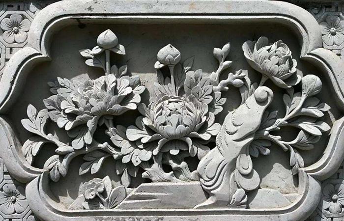 中国传统建筑砖雕工艺:一块砖,一片艺术天地!