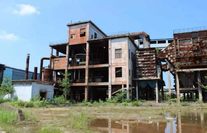 黄石市东钢厂区建筑物拆除工程招标公告