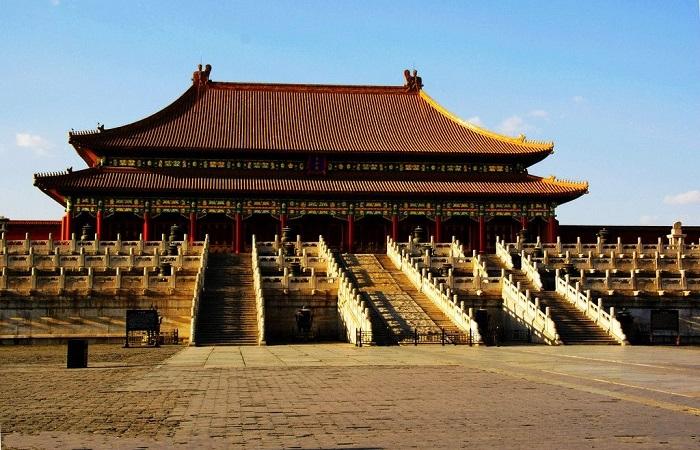 中国三大古建筑群分别有什么特点?