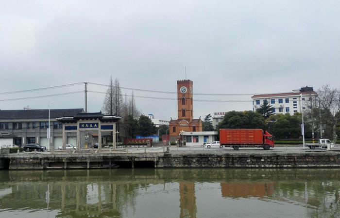 唐闸古镇:民族工业风情小镇、中国近代工业遗存第一镇!