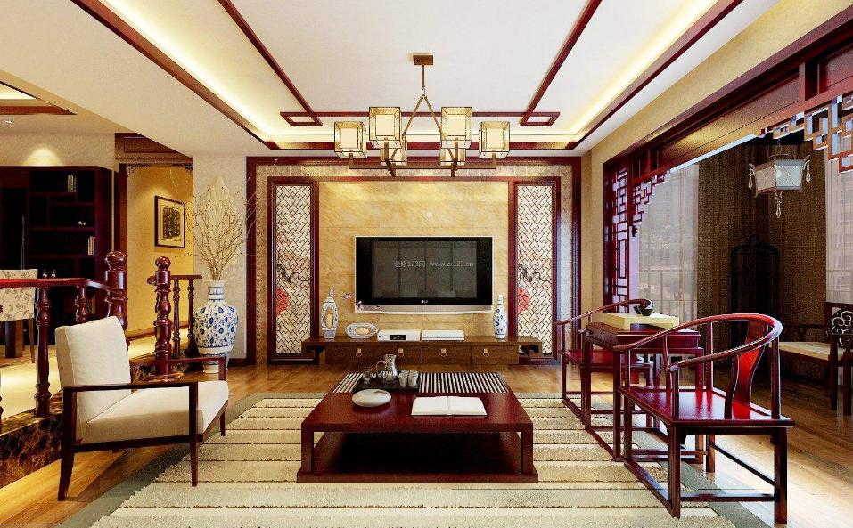 新中式红木家具