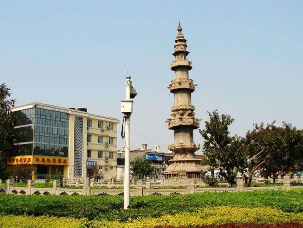 中国古建筑经幢