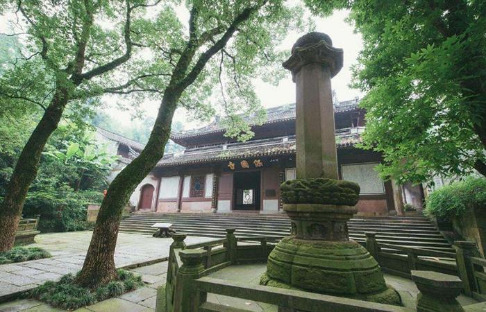 中国古建筑经幢:宣传性和纪念性的艺术建筑