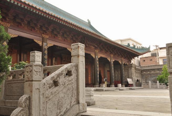 中国的清真寺