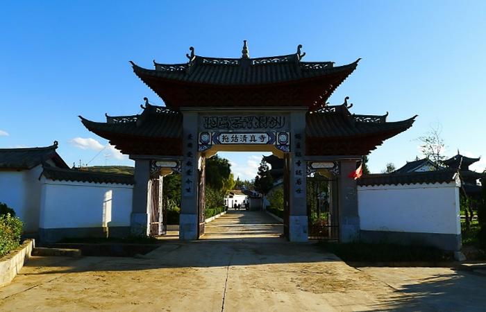中国的清真寺有哪些建筑特点?