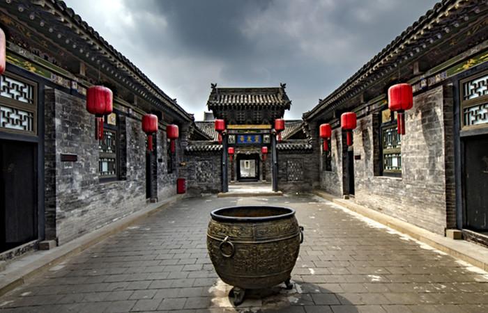 2800年的平遥古城  还原明清建筑形体的精炼化