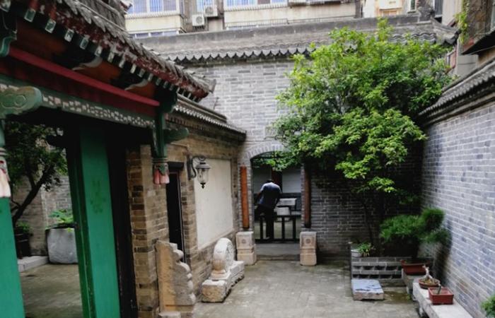 姚家大院:西安市内仅存的明清建筑风格民居