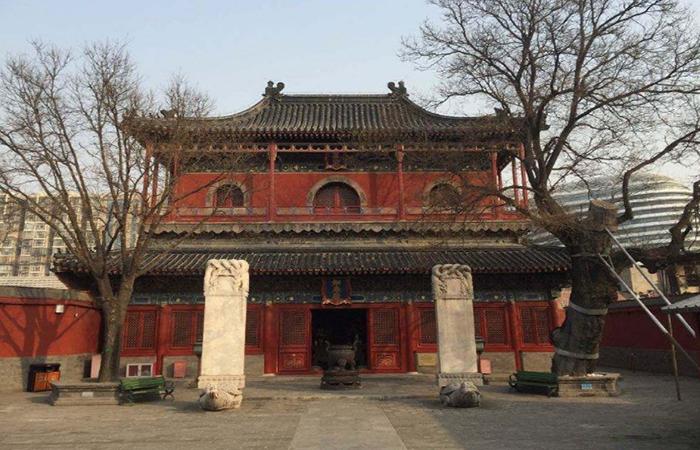 老北京胡同里,为什么会有那么多寺庙?