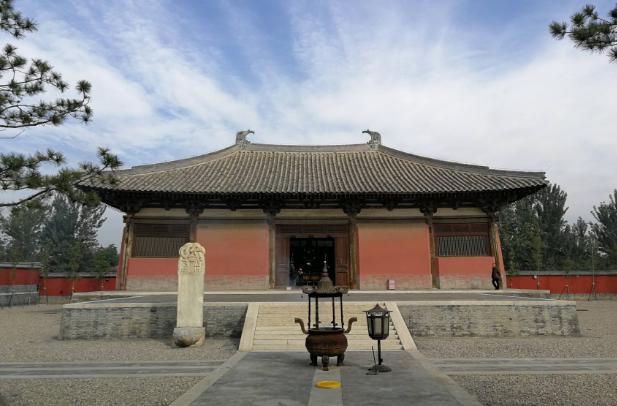 中国古建筑墙体