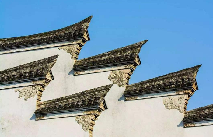 中国古建筑墙的分类,你知道几种?