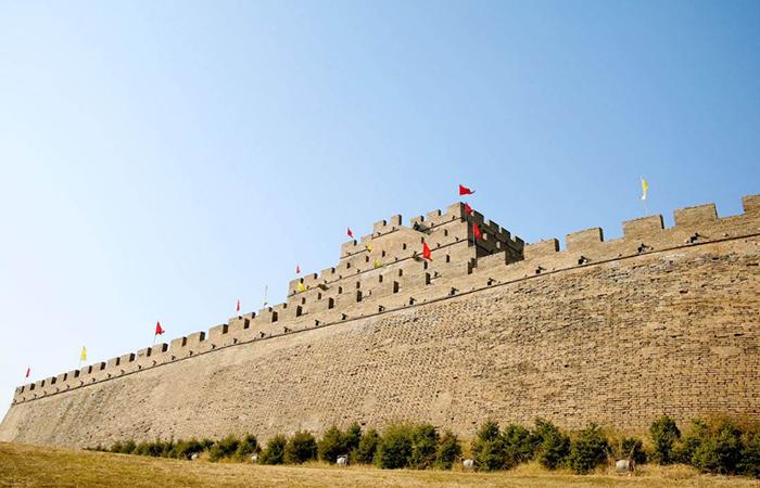 榆林古城:由皇帝钦定唯一城墙高度可超过北京的城市
