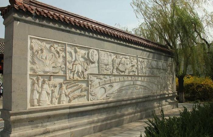 古建筑不可或缺的照壁文化