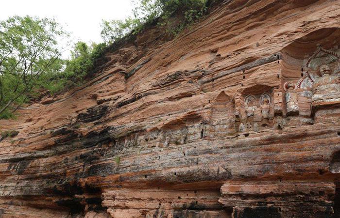 湖北仙佛寺:我国开凿年代最古远的石窟寺之一
