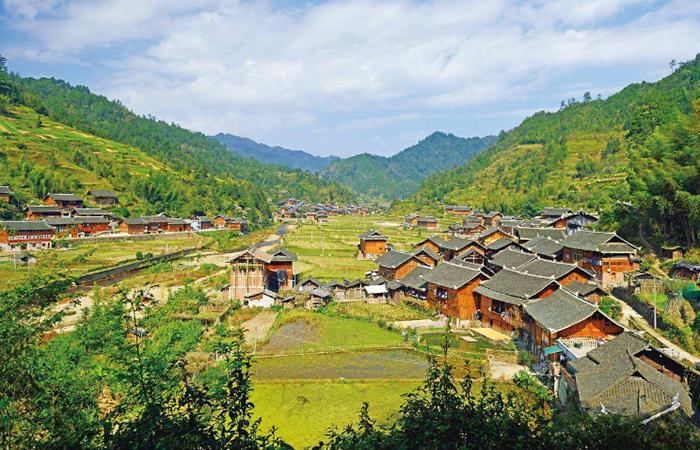 关于公示第一批拟入选全国乡村旅游重点村名录乡村名单的公告