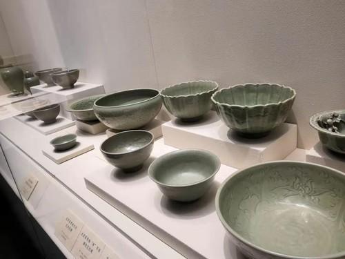 故宫博物院收藏的部分龙泉青瓷