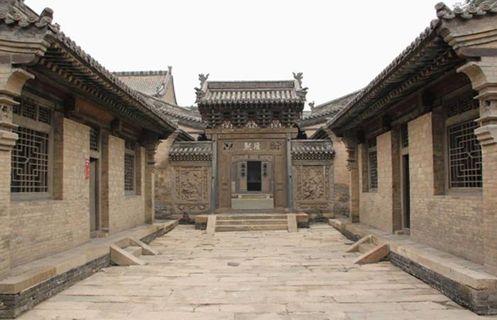 中国民居建筑晋中大院,历史上是如何发展起来的?