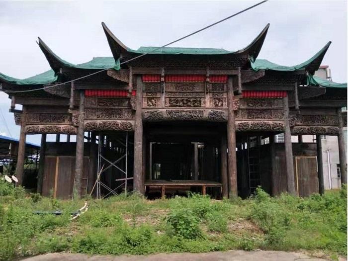出售_江南书院占地面积950平米,江西