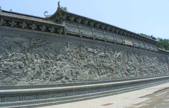 浮雕之美——中国传统建筑上的雕刻艺术