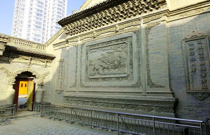 临夏砖雕的历史发展与文化特色
