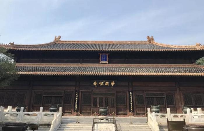 金丝楠木:中国古建筑材料王者,帝王之家独享!