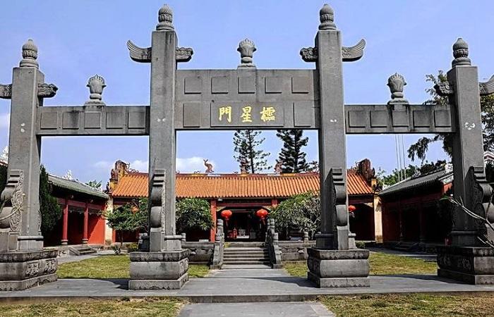 棂星门是什么?为何孔庙中要修建棂星门?