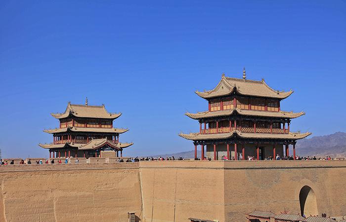 中国古代城池丨一座城池,道不尽的历史故事!