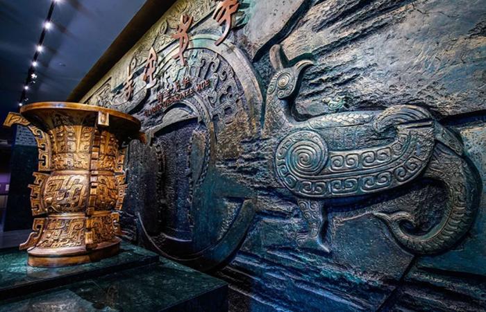 山西青铜博物馆开馆,云集了2000多件珍贵青铜器!