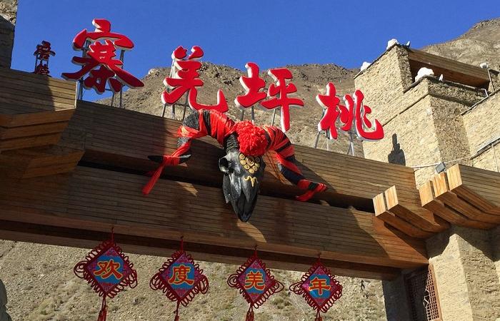桃坪羌寨——被誉为神秘的东方古堡
