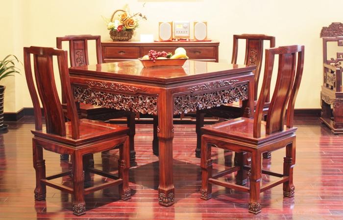 八仙桌——中国传统文化的缩影!