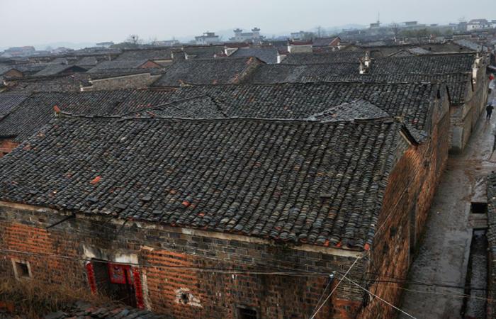 贾家古村——元、明、清典型江右古村赣派建筑