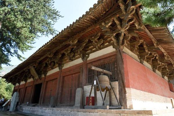 从《长安十二时辰》看唐代木结构,全国居然仅存四座?!