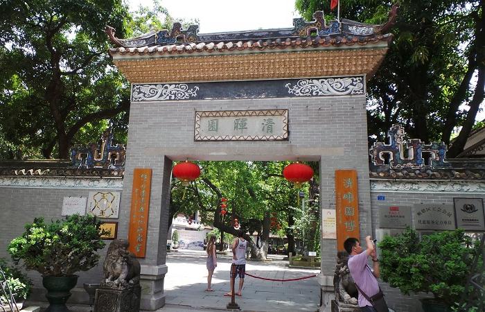 广东四大名园分别是什么?各有什么特点?